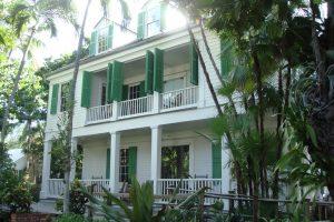 audubon house and gardens