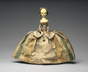 the mrs. peck doll