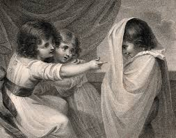 children seen interacting