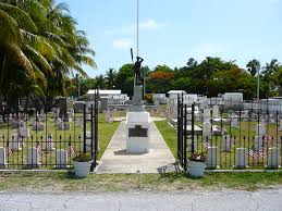 another photo of key west cemetery