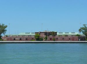 photo of east Martello fort museum in Key West