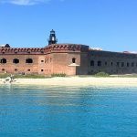 An island off the Florida Keys, this historic prison housed prisoners including Dr. Samuel Mudd (involved with the assination of President Lincoln), and was a fort during the Civil War