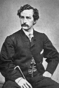 Photo of Lincoln's assassin John Wilkes Booth