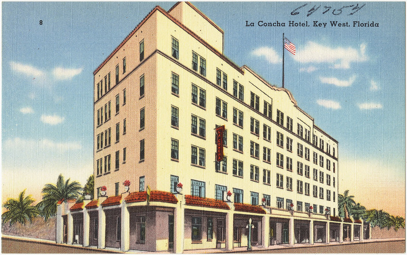 The Haunted La Concha Hotel - Photo